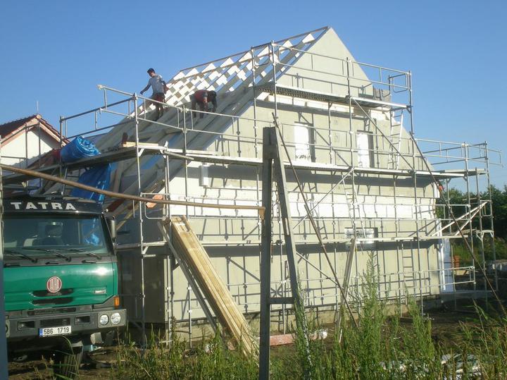 Stavba domu - Obrázek č. 23