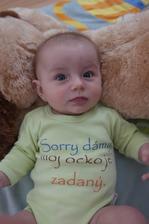 naša malá princezna Vivien ;) (8.11.2012)