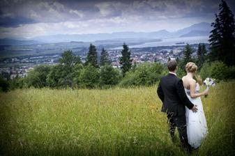 moje dve lásky : manžel a rodné mesto ;-)