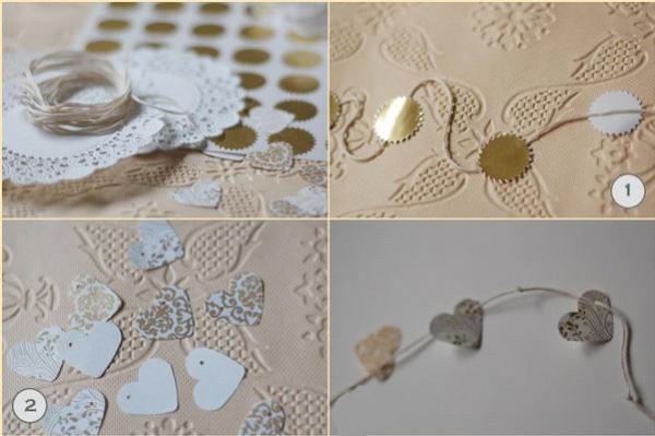 DIY návody a nápady - možno doplnit i dalšími tvary