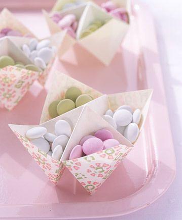DIY návody a nápady - Sladké variace ve sladkých barvičkách :-)