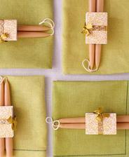 Elegantní řešení dárků pro hosty