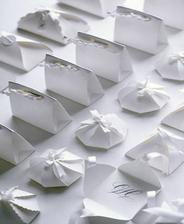 Krabičky - jmenovky