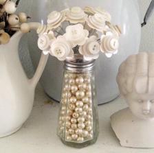 Knoflíková dekorace