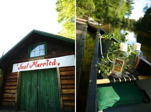Novomanželská chatka - už se těším! :-)