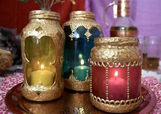 Svícínky pro změnu...