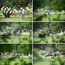 Balonky budou.