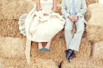 Ještě jedna idea na svatební focení