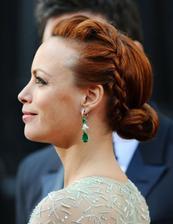 Oscarový účes Berenice Bejo