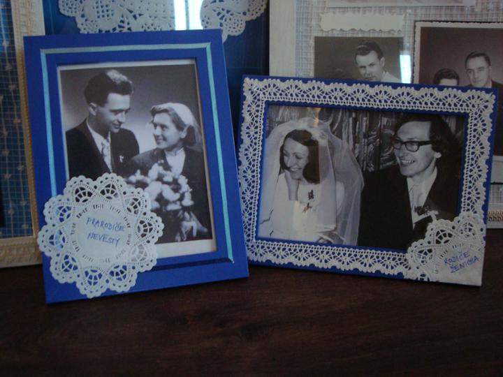 Notre mariage - Přípravy fotogalerie