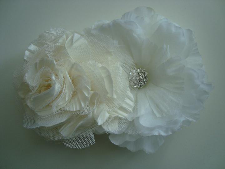Notre mariage - Květiny se rozrostly...