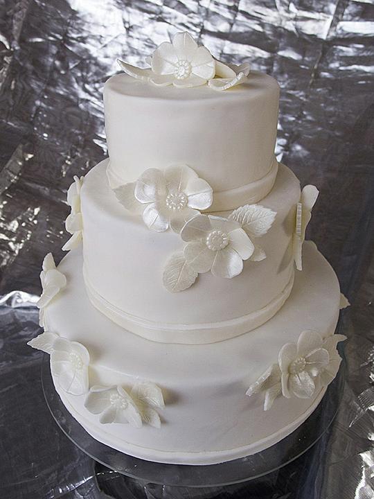 Notre mariage - Vybraný dortík