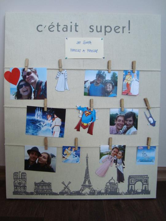 Notre mariage - Dar bude na svatbě v plném nasazení