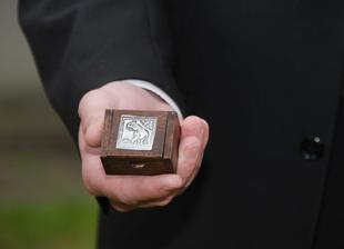 Ano, prsteny mám!