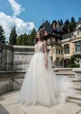 Svadobné šaty s čipkou