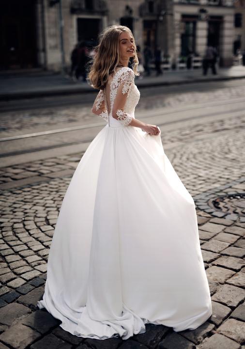 f9082309a1b6 WEDDING GALLERY - svadobný salón - Svadobné šaty - kolekcia 2018 ...