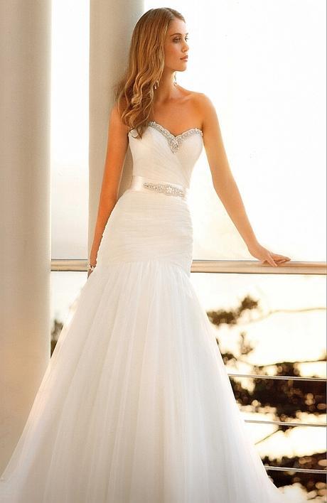 Svadobné šaty - výpredaj 99€ - Obrázok č. 1