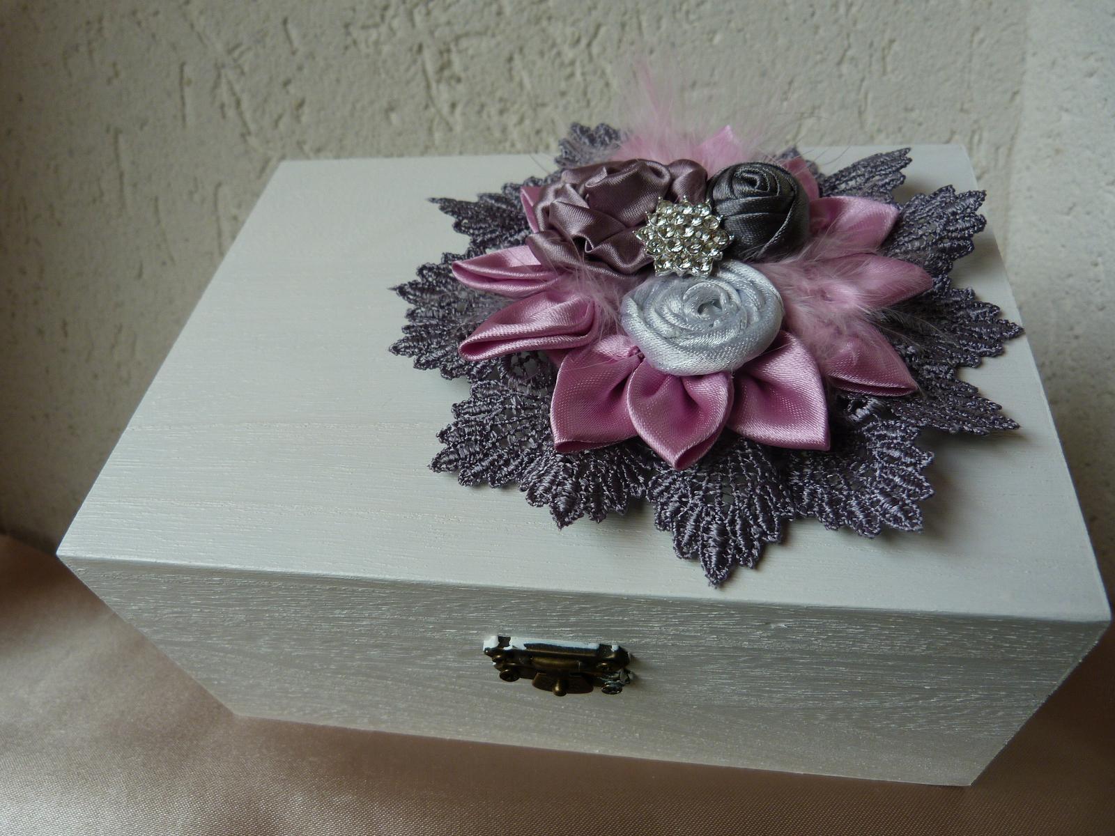 Šperkovničky na poklady :-) - Obrázok č. 1