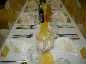 detail na stol