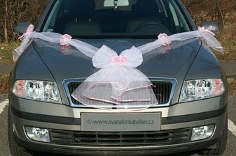 takové bude nevěsty auto...