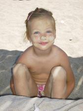Naša krstná dcéra  SOFI  :o))))