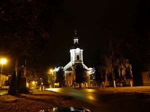 Kostolík v Chynoranoch - tu si povieme svoje ÁNO, zmeníme Ty a Ja na MY :-)