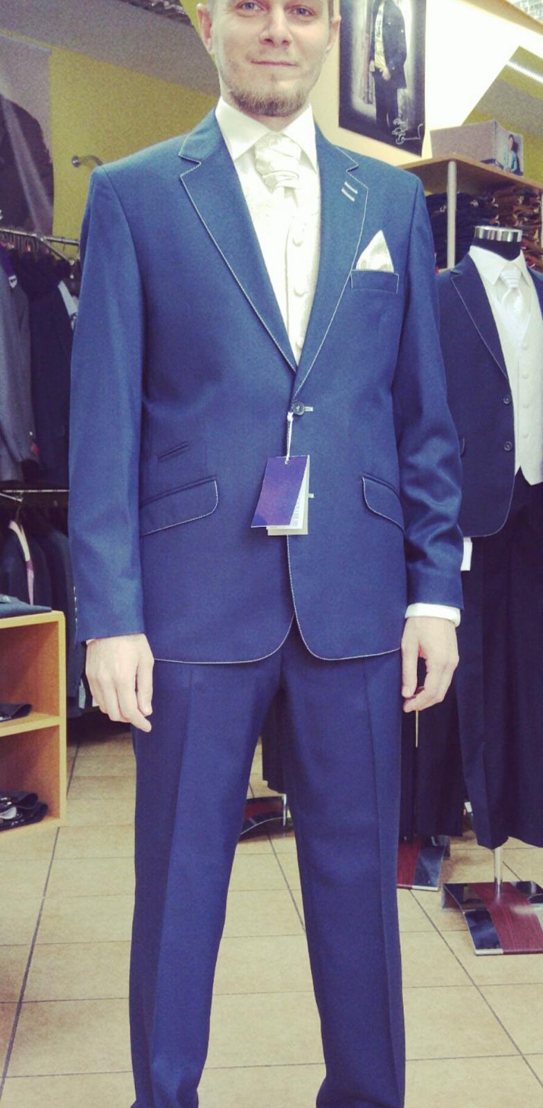 ♥ A je to tu..♥ už sa nám to kráti ♥ začali sa prípravy/ vybavovanie ♥ - Mužííčkov oblek :-) už len botičky a opasok a bude fešaak :P