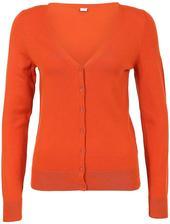 K šatům - svetr meruńkový s takka