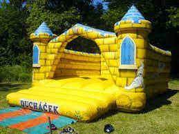 Nafukovací hrad pro děti :)