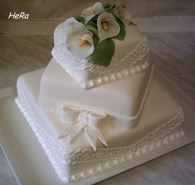 Miša a Peťa - náš hlavní dort