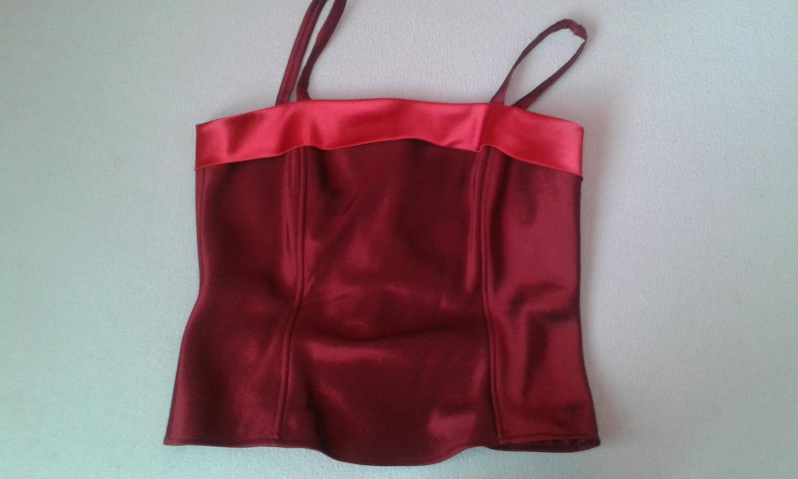 Dlhé korzetové šaty - Obrázok č. 2