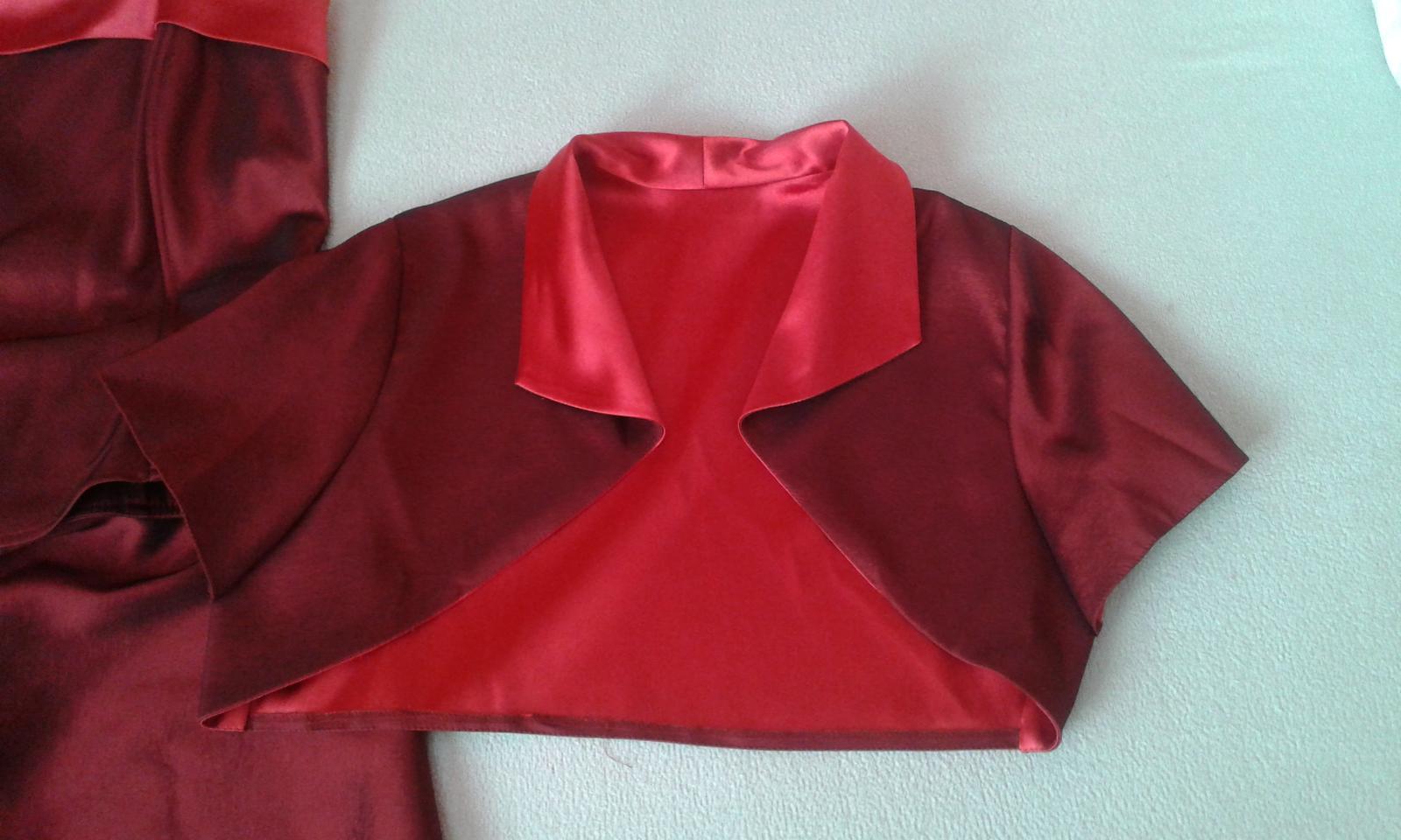 Dlhé korzetové šaty - Obrázok č. 4
