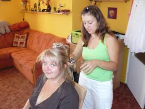 primová pohoda s kadeřnicí