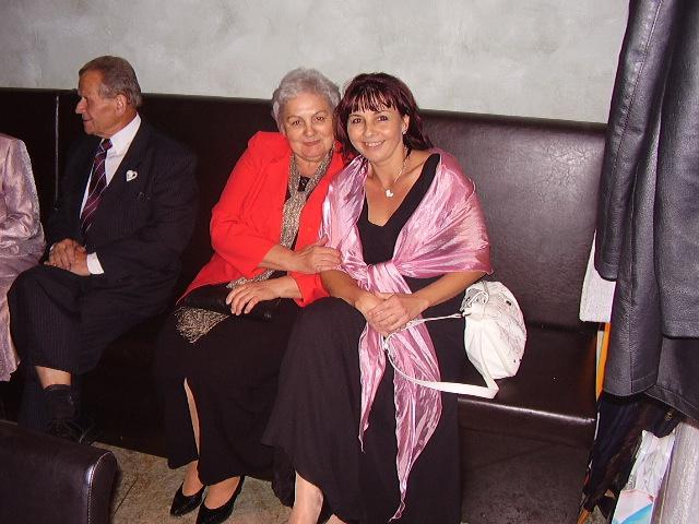 Diana Géciová{{_AND_}}Lukáš Hajdúch - babicka a mamicka