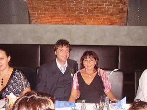 Maminka a otec