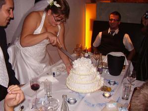 krajame si torticku