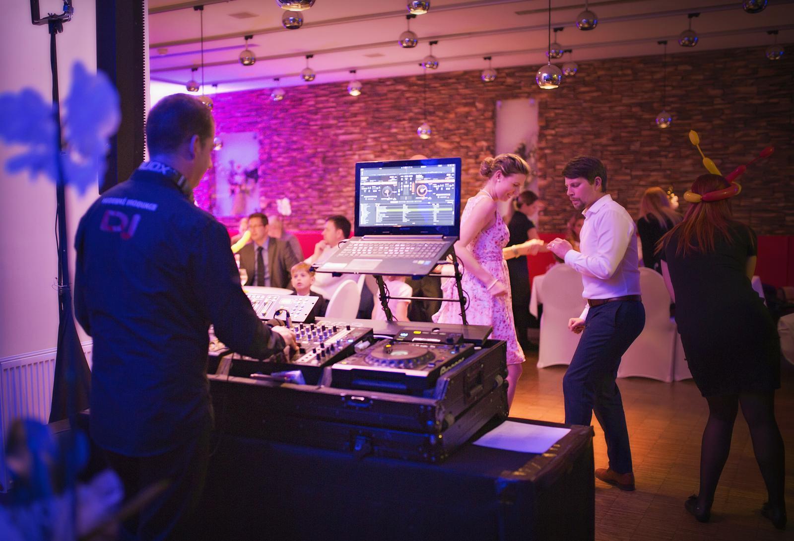 djfica - DJ na svatbu