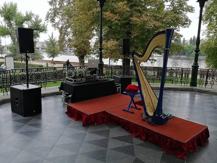 djfica - DJ a harfa