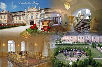 luxusní zámek