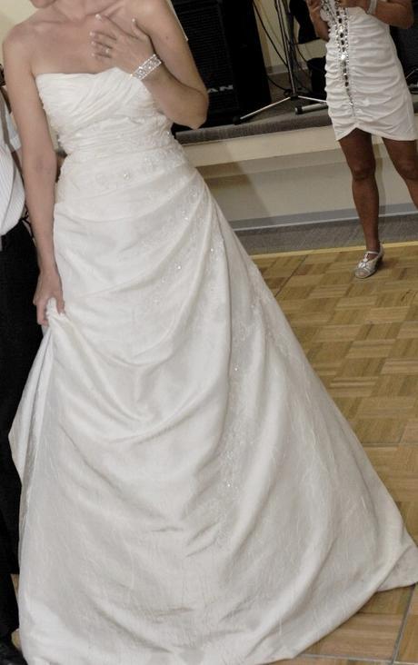 La sposa svadobne saty velkost M - Obrázok č. 1