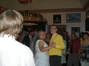 první novomanželský tanec