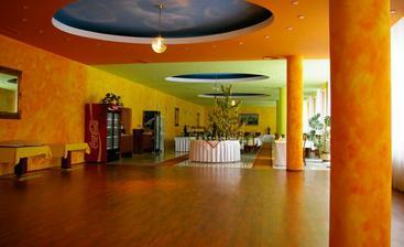 ..tak tu budeme mat sv. hostinu..hotel Regia Bojnice