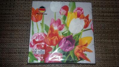 Jarní-tulipánové