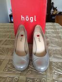 Luxusní svatební lodičky značky Hógel, 39