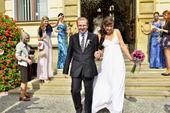 Svatební šaty české značky Verino, 42