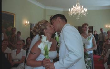 první manželský...:)