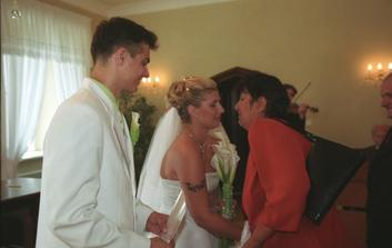 gratulace od maminky Andělky