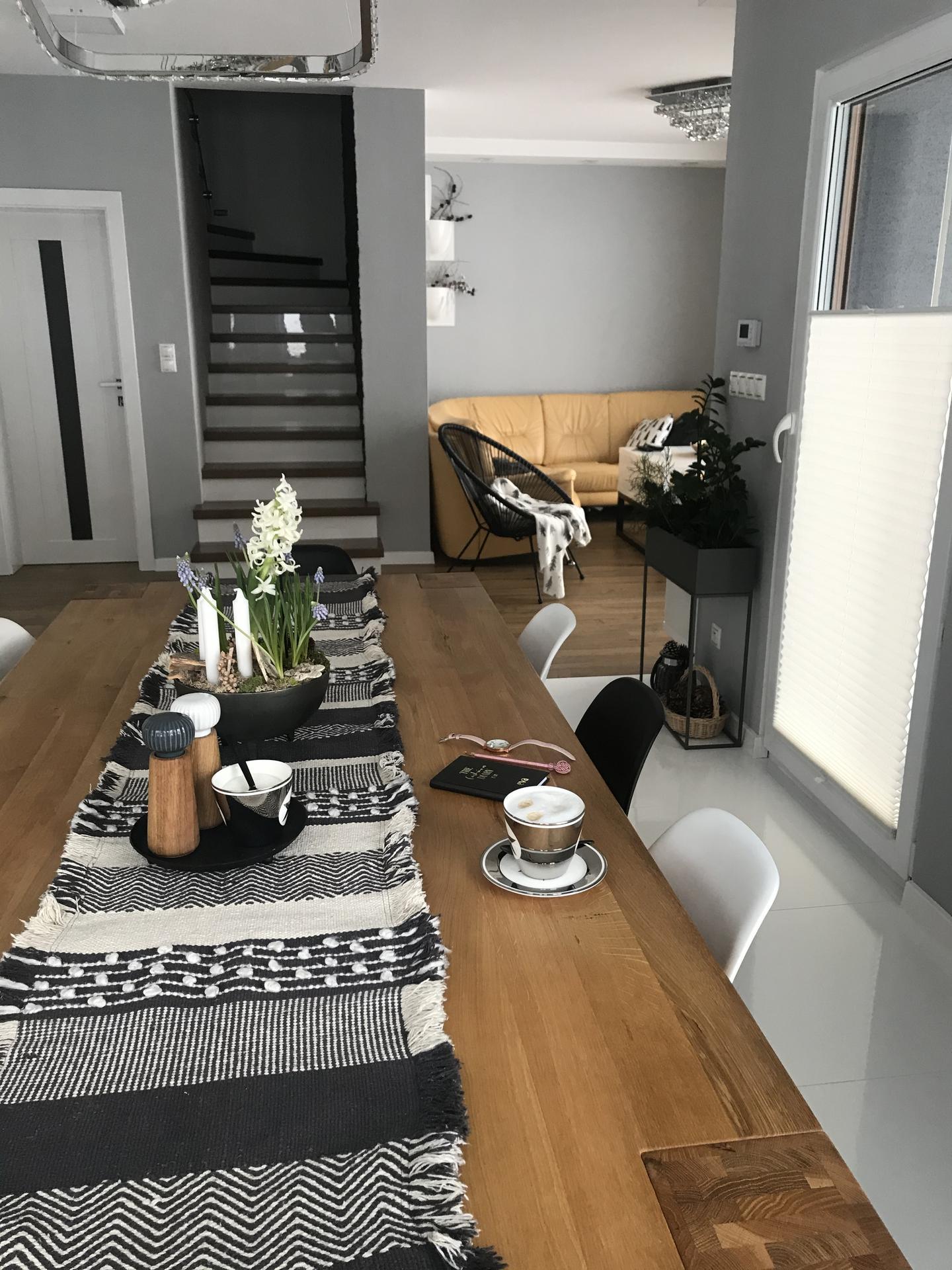 Začiatok 3. roku bývania vo vytúženom domčeku - Poobedná kávička ☕️😉