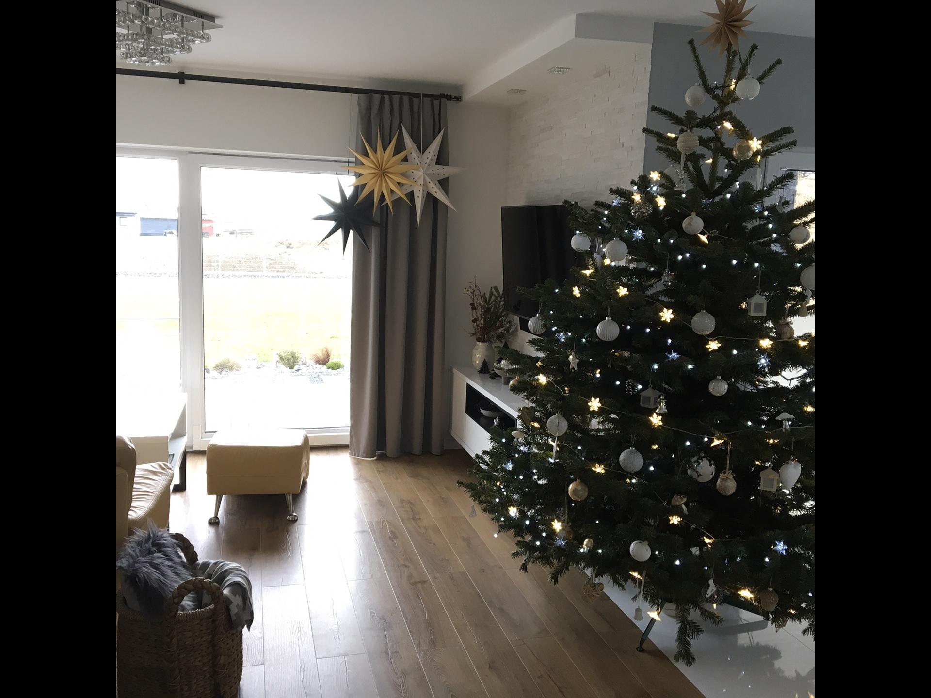 Začiatok 3. roku bývania vo vytúženom domčeku - Vianoce u nás🎄✨