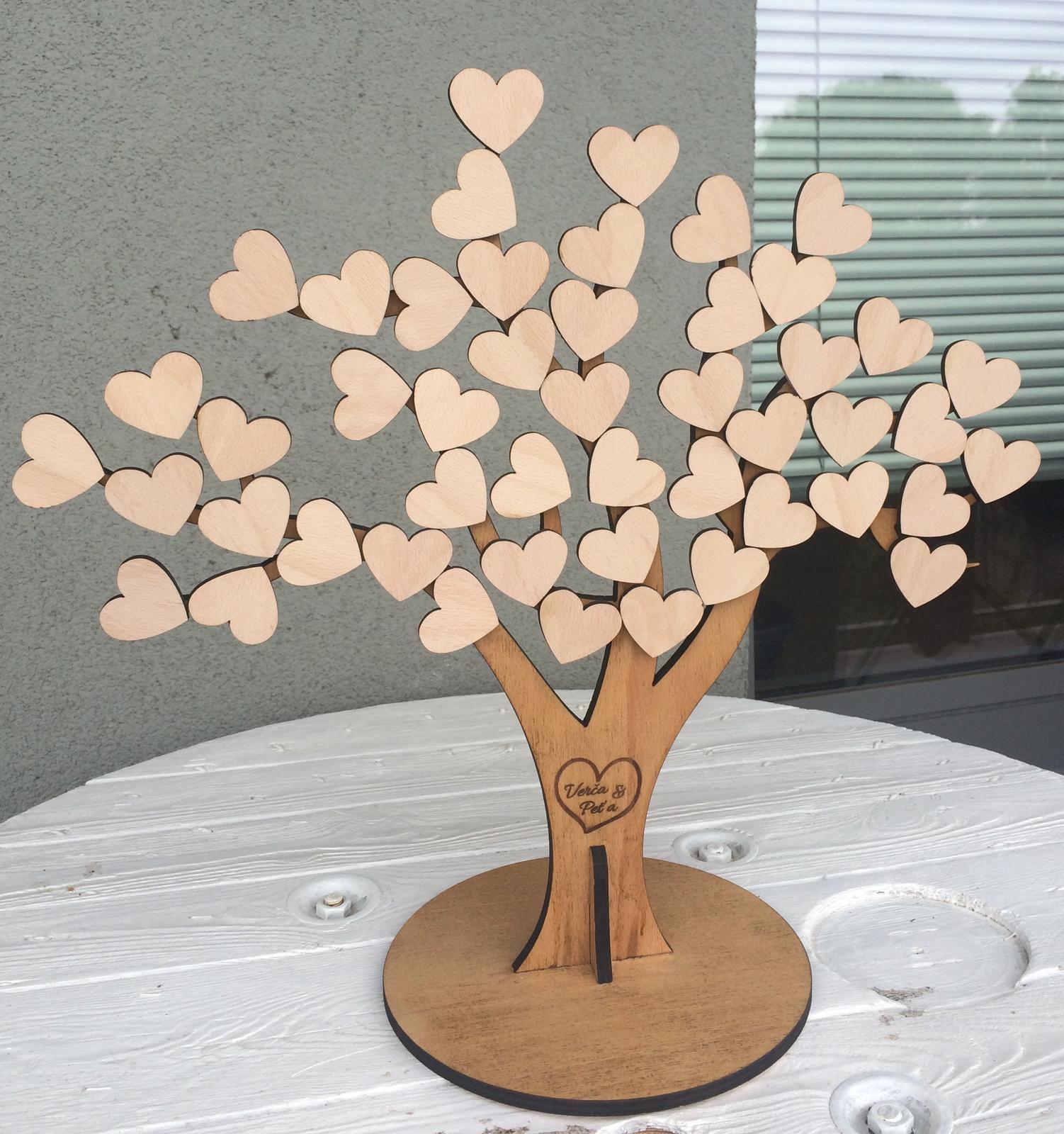 Strom života - kniha hostů - guest book - Obrázek č. 2